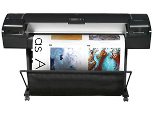 Hp Designjet Z5200ps Cq113a 44 in Plotter