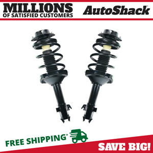 Front Complete Strut Assembly Pair For 2009 2010 2011 2012 2013 Subaru Forester