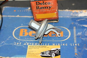1959 1960 willys Ignition Vacuum Advance