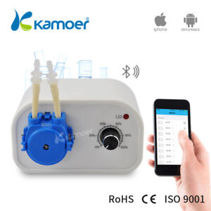 Kamoer Blueteeth Mini K b10b Peristaltic Pump For Watering Plant Fish Tank