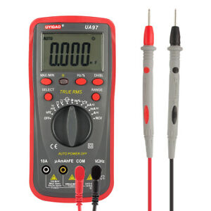 Uyigao Authorized Multimeter Capacitance Temperature Resistance Voltage Current