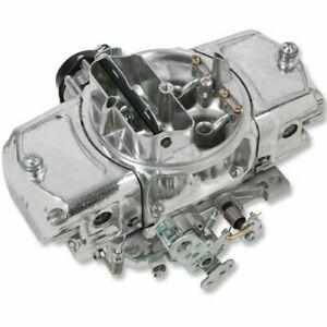 Demon Carburetion Spd 650 Ms Speed Demon Aluminum Carburetor 650 Cfm Mechanical