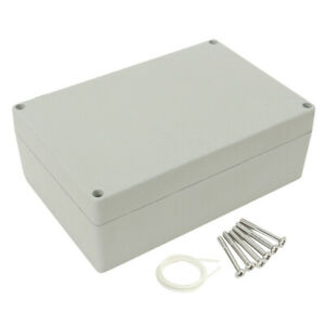8 7 x5 7 x3 2 Aluminum Junction Box Universal Electric Enclosure