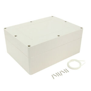 12 6 x9 5 x5 5 Abs Junction Box Universal Electric Project Enclosure