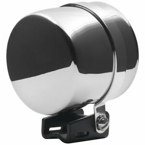 Auto Meter 2153 3 1 8 Gauge Pedestal Cup For Speedometers Or Tachometers Chrome