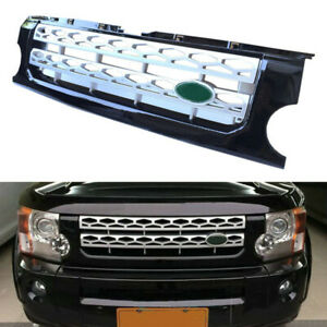 Land Rover Lr3 Discovery 2005 2009 Front Bumper Vent Cover Upper Grill Grille
