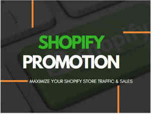 Promote Products Shopify Products Website Traffic Increase Sales Appearance