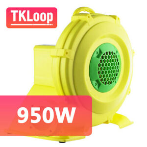 Commercial Inflatable Bounce House Air Pump Blower Fan 950w