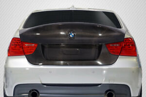Carbon Creations Csl Look Trunk Body Kit For 09 11 Bmw 3 Series E90
