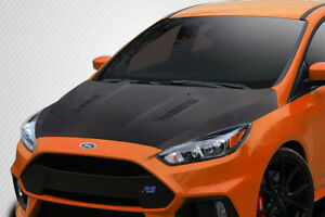 Carbon Creations Rs Look Hood Body Kit For 16 18 Ford Focus