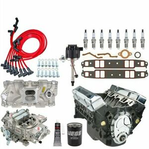 Atk Engines Hp291pk High Performance Crate Engine Kit Small Block Chevy 350ci 33