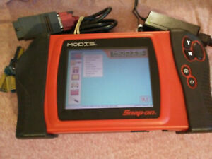 Snap On Automotive Diagnostic Scanner Modis Eems300 Domestic Asian European 14 2