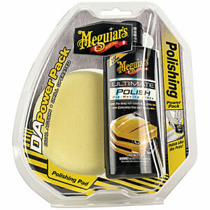 Meguiar S G3502 Dual Action Polishing Power Pack