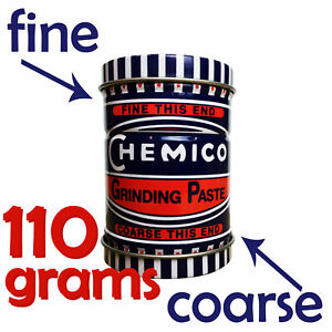 Chemico Valve Seat Grinding Cutting Paste Fine Course 110g