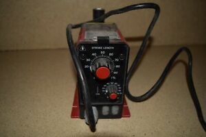 Iwaki Metering Pump Model Ex a10pc 115t Capacity 18
