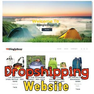 Have Your Own General Dropshipping Website Make Money From Dropship Website
