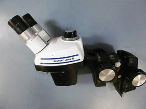 Bausch And Lomb Stereozoom 4 0 7x 3 0x Microscope Plus Mount