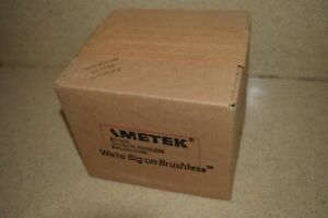 Ametek Technical Industrial Products Windjammer 116521 02 Brushless Blower new