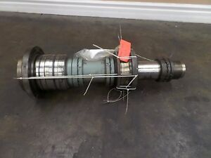 Mori Seiki Sl 5 Complete Spindle Assembly Sl5 Cnc Lathe Turning Center John