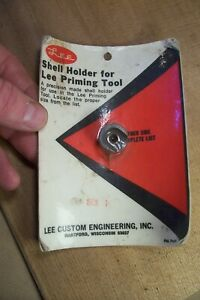 LEE OLD STYLE RIFLE SHELL HOLDER P FOR HAND PRIMING TOOL FITS 45 LONG COLT