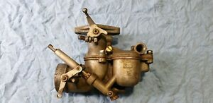 Model A Ford Tillotson Model X Carburetor 1928 1929 1930 1931