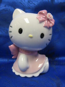 5548070ab HELLO KITTY NAO BY LLADRO PORCELAIN FIGURINE #1663