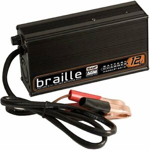 Braille Battery 12310 Agm Battery Charger