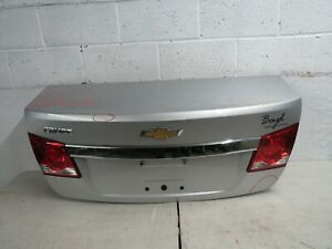 2011 2012 2013 2014 Chevy Cruze Original Trunk Lid Complete