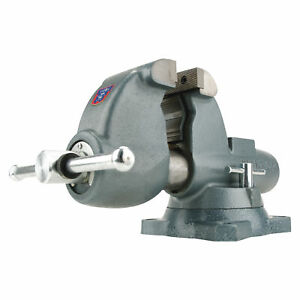 Wilton Pipe Bench Vise 3 1 2in Jaw Width 10200