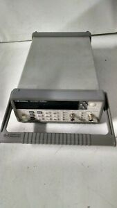 Hp agilent 53132a 225 Mhz Universal Frequency Counter Works