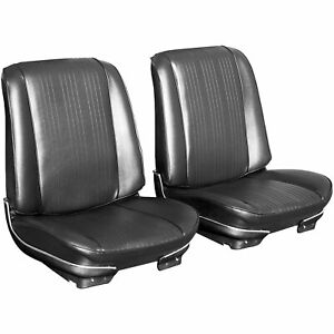 Performance Trends Gph78 Rear Seat Upholstery 1967 Gto Lemans Convertible