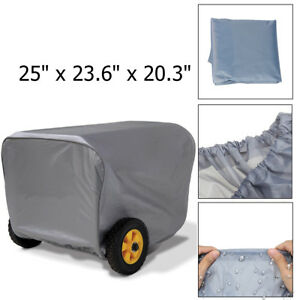 25 Generator Storage Cover For Champion Weather resistant Dustproof Protection