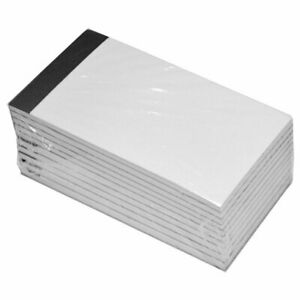 Royce Leather White Refill Note Pads For Royce Leather Note Jotters 10 pack