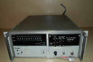 Ailtech 360d11 Frequency Synthesizer Pm3602 Am fm phase Modulation Section