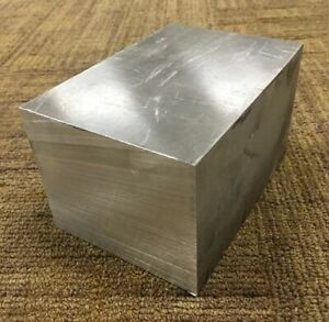 3 3 4 Thickness 7050 Aluminum Plate 3 75 X 4 5 X 6 5 Length