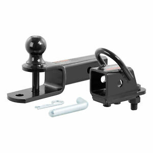 45029 Curt Atv Trailer Hitch Towing Kit With 1 7 8 Ball 2 Shank Receiver