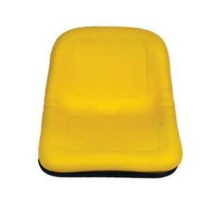 Am133476 New Yellow Seat Made To Fit John Deere 4 X 2 Gator Utility Vehicle