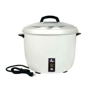 Adcraft Rc 0030 30 Cup Electric Commercial Rice Cooker