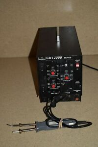 Ok Industries Smt2000 Smt Rework Soldering Station W Sai 644 Tweezers