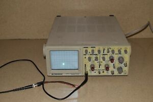 Bk Precision 60mhz Oscilloscope Model 2160a