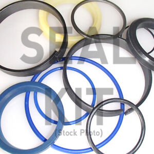 Glb107350 Hydraulic Cylinder Lift Seal Kit For John Deere Bulldozer 855 856 863