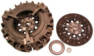 Dual Stage Clutch Pressure Plate Kit Fits Ford 1720 Sba320040483 Sba320040484