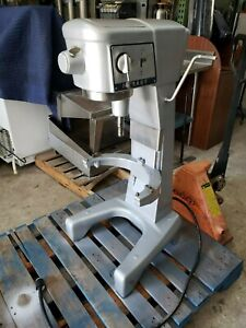 Hobart 30qt Mixer D300 ss Bowl Hook whip paddle Attachments 6 Month Warranty