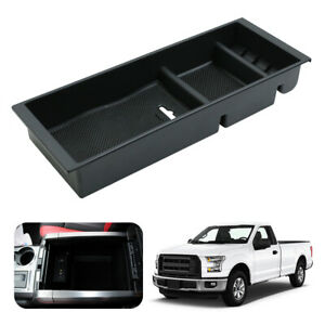 Truck Center Console Organizer Tray W Usb Hole For 15 18 Ford F150