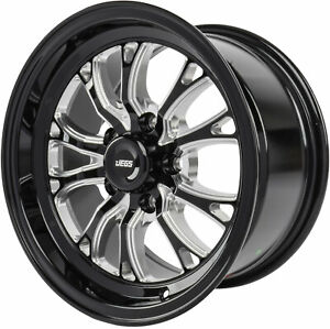Jegs 681424 Ssr Spike Wheel Size 15 X 8