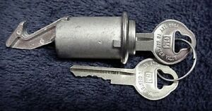 New Correct Glove Box Lock With Gm Keys Gm Buick Riviera 1966 1967