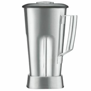 Waring Commercial Cac90 S s 64 Oz Jar For Mx Series Blenders
