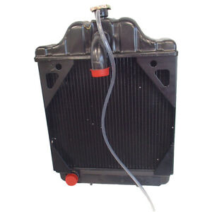 A39344 Radiator For Case 430c 480b 530c Tractor