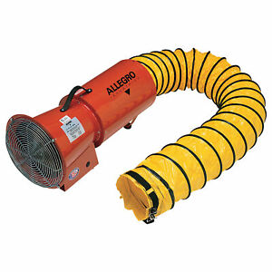 Allegro Industries Dc Axial Blower 9506 01