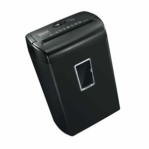Bonsaii 10 sheets Cross cut Paper And Credit Card Shredder With 5 5 Gallons W